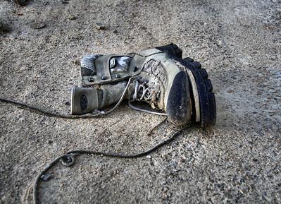 IMG#0013 Abandoned Boot