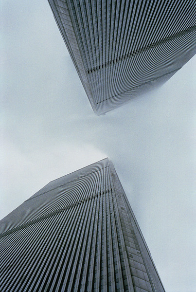 Twin Towers<br /> May 2001