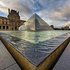 "The Louvre Pyramid<br /> Photo by Roman Betik from the blog <a href=""http://www.StillGlimmers.com/"">http://www.StillGlimmers.com/</a>"