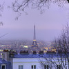 Eiffel Tower From Montmartre<br /> Eiffel Tower From Montmartre