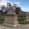 Statue Near Louvre<br /> Statue Near Louvre