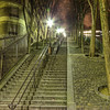 Stairs To Sacre Coeur<br /> Stairs To Sacre Coeur