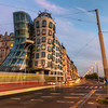 """The Dancing House<br /> Photo by Roman Betik from the blog <a href=""""http://www.StillGlimmers.com/"""">http://www.StillGlimmers.com/</a>"""