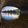 "Under the Legie Bridge<br /> Photo by Roman Betik from the blog <a href=""http://www.StillGlimmers.com/"">http://www.StillGlimmers.com/</a>"