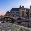 Bridge in Gent