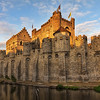 Ghent Castle<br /> Ghent Castle