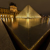 "Night Louvre<br /> Photo by Roman Betik from the blog <a href=""http://www.StillGlimmers.com/"">http://www.StillGlimmers.com/</a>"