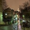 Road to Sacre Coeur<br /> Road to Sacre Coeur