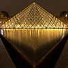 Louvre at Night<br /> Louvre at Night