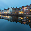 Reflection in Bruges