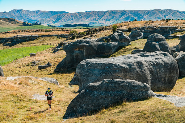 Ultra Running at A2O Ultra in South Island, New Zealand 2019