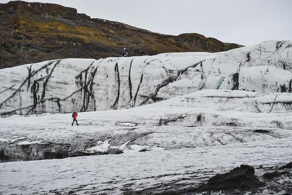 Glacier Walking in Southern Region, Iceland