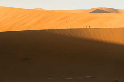 Running The Namib Desert in Namibia on Trans Namibia Expedition 2017