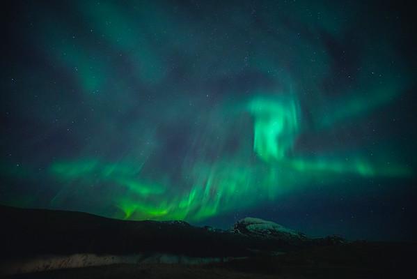 Under Northern Skies in Northern Norway 2018