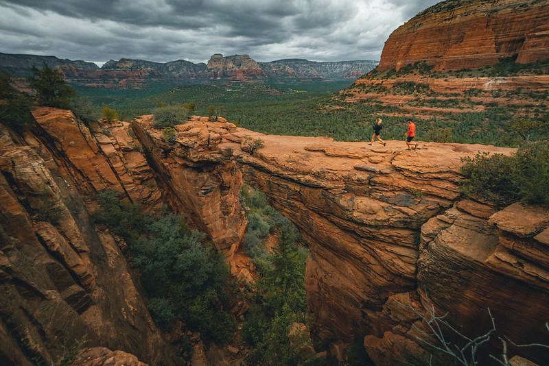 Trail Running Sedona, Arizona 2018