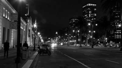 San Francisco by night!