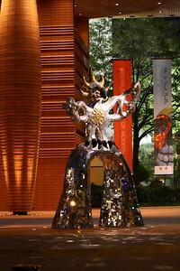 The Firebird - Bechtel Museum of Modern Art - Charlotte, NC