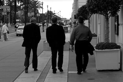 We three kings of.........