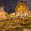 21st december 2013, charlotte, nc - christmas celebration at billy graham library