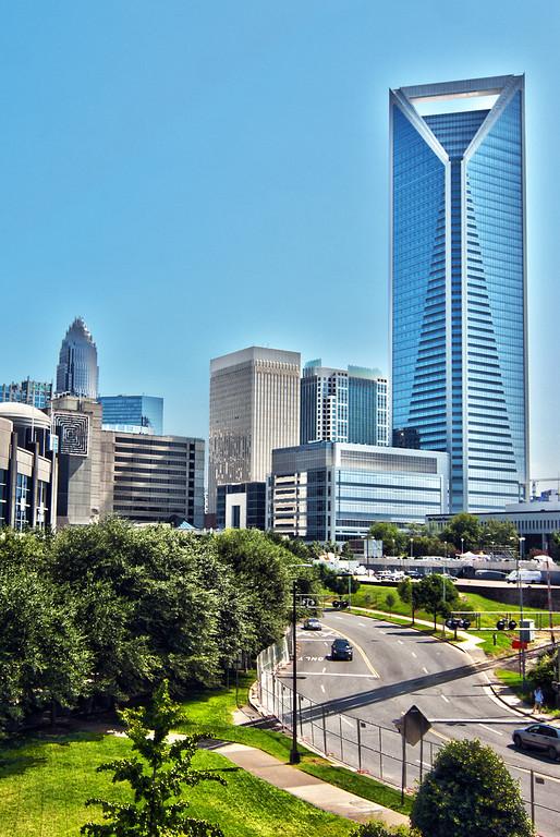 view of Charlotte, North Carolina