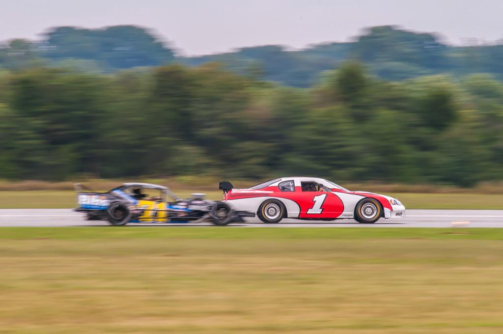 number one race car winner