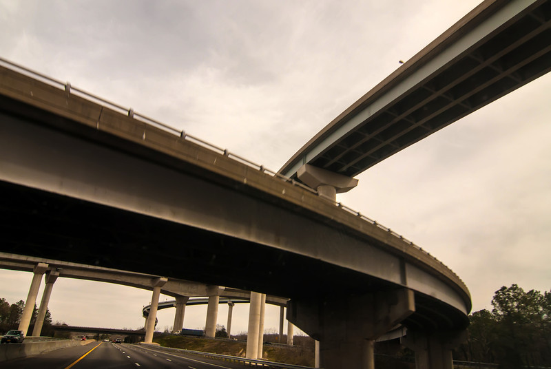 interstate highway bridges