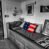 FDR's Bedroom, USS Potomac