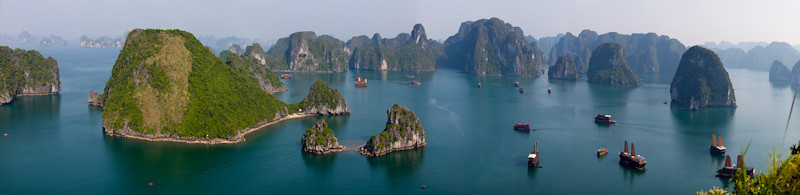 Halong Bay, A World Wonder?