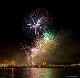 Hogueras Fireworks by Ferrández