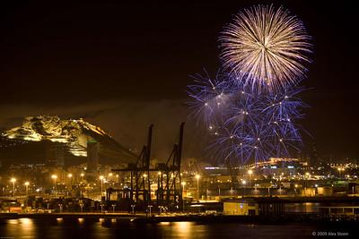 Hogueras Fireworks by Show FX Australia