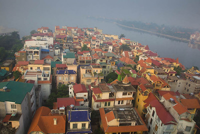 Colorful Hanoi