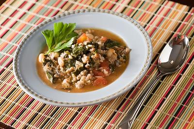 Chicken Sausage Soup