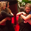 Dylan Buell | dylanphotog@gmail.com | @dylanphotog<br /> Bradley's classmates embrace during the funeral services.
