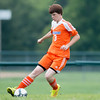 Dylan Buell | dylanphotog@gmail.com | @dylanphotog<br /> Frankfort soccer player Bradley Camic plays in a game during the 2014 season.