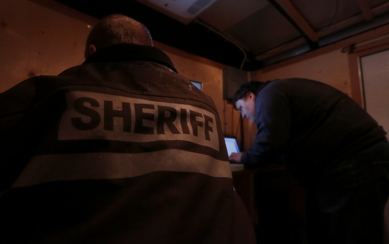 Sheriff's Office Operation