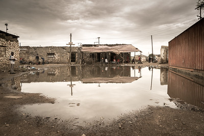 Misisi during rain season