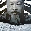 Ai Weiwei by Damon Martin, DTLA Arts District