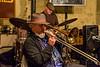 Bourbon Street Trombonist