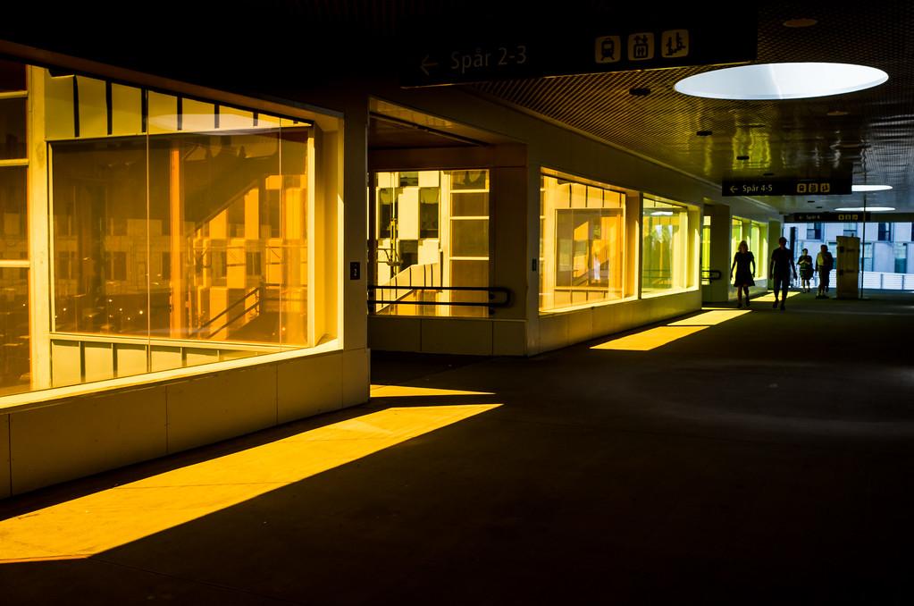 Lund Railway Station