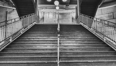 Métro Cité, Paris