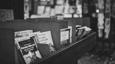 Librairie, Paris