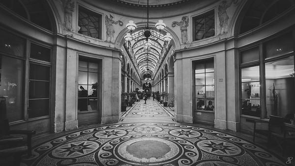 Passage  Couvert, Paris