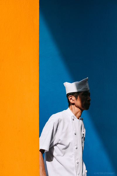 Chef in the Shadows