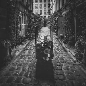 Tissus, Paris
