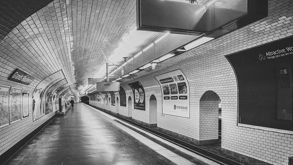 Métro Grand Boulevard, Paris