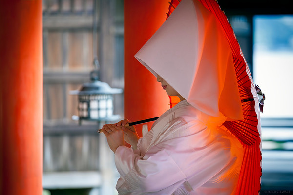 The Bride of Miyajima