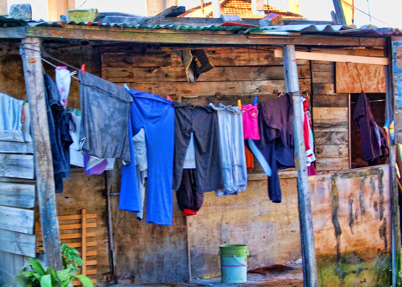 Buenos Aries, Argentina Clothesline