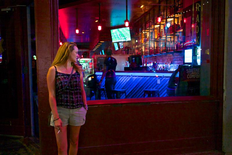 The Bar Beyond, 6th Street - Austin, Texas