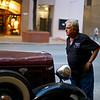 Admiring a Classic, 6th Street - Austin, Texas