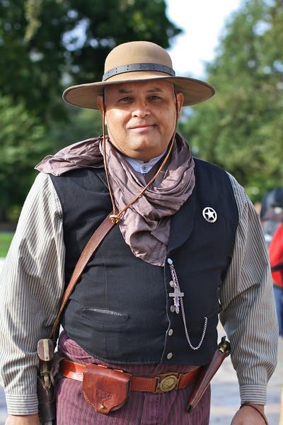 Texas Ranger, Historic Outfit - San Antonio, Texas
